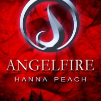 Book Review: Angelfire by Hanna Peach (Book One of the Dark Angel series)
