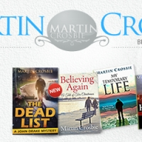 Book Review: The Dead List by Martin Crosbie