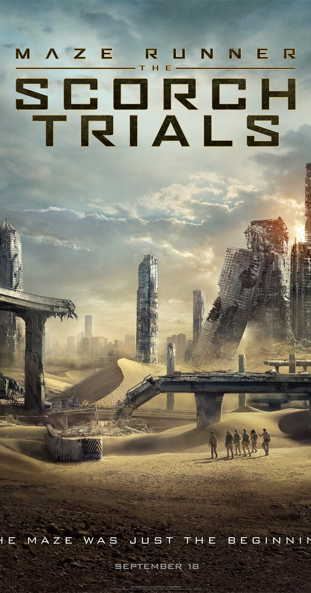 Book Review The Scorch Trials By James Dashner Priyankareads